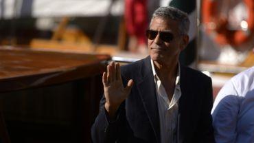 George Clooney star à Venise