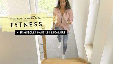Minutes Fitness #07 : se muscler dans les escaliers