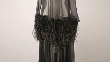 Yves SAINT LAURENT haute couture Automne-Hiver 1968