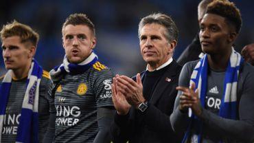 Leicester retrouve son stade, pour un adieu dans l'émotion à son président