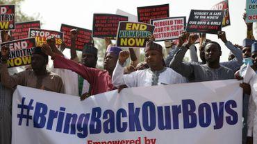 Les 344 élèves kidnappés par Boko Haram au Nigéria ont été libérés par leurs ravisseurs