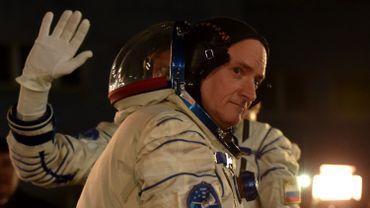 L'astronaute américain Scott Kelly sera prochainement au centre d'un long métrage