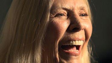 Joni Mitchell en 2014