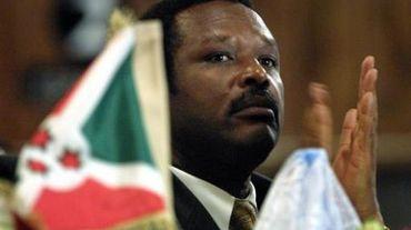 L'ex-président français Pierre Buyoya divise le camp présidentiel burundais