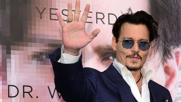 """Outre """"Black Mass"""", Johnny Depp travaillera également sur la suite de """"Alice in Wonderland"""" et """"Pirates des Caraibes 5"""""""