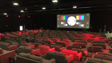 """La grande salle """"la Scène"""" du Complexe Intermills à Malmedy accueillera plus de 20 spectacles et films cet été."""