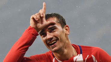 Europa league: Le triomphe d'El Principito Antoine Griezmann