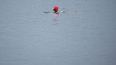2000 nageurs traversent le port de Hong Kong