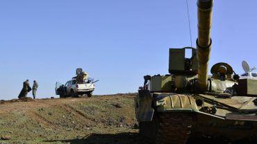 Conflit en Syrie: pourparlers en cours entre Russes et rebelles sur le sort du sud