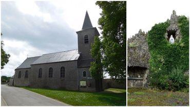 Omezée: le plus petit village de Wallonie