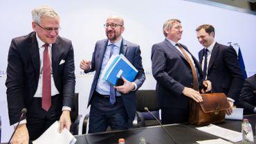 Rentrée parlementaire: l'ambiance n'est plus au beau fixe entre les partis de la majorité suédoise.