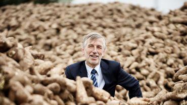 Jacques Crahay sera le président de l'Union wallonne des entreprises en septembre prochain