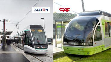 Alstom contre Compania auxiliar de Ferrocariles