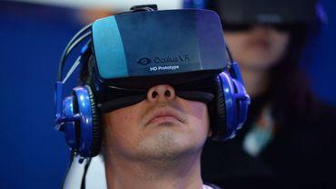 Oculus Rift. Casque de réalité virtuelle