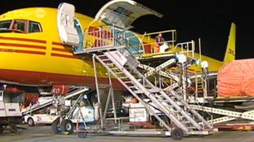 Les Boeing 777 de DHL interdits de vol de nuit à Bruxelles