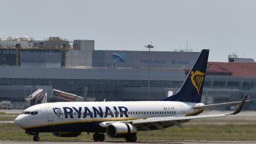 Grève chez Ryanair: des vols supprimés entre l'Irlande et le Royaume-Uni ce jeudi