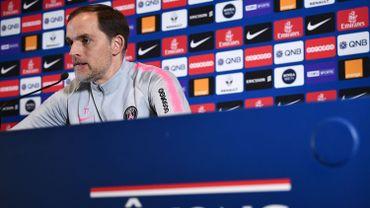"""L'arrivée de Griezmann au PSG """"n'est pas réaliste"""" selon Thomas Tuchel"""