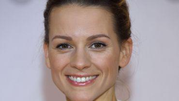 """L'actrice Veerle Baetens fait partie du casting de """"Une soeur""""."""