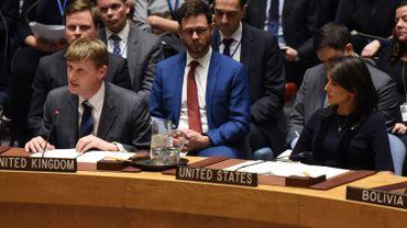 Le Conseil de sécurité de l'ONU convoqué en urgence à la demande de Londres.