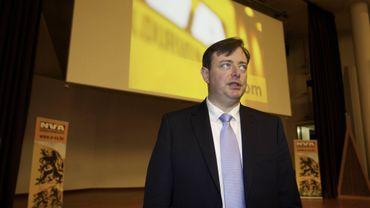 Bart De Wever n'est plus le plus populaire en Flandre
