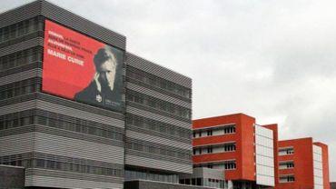 L'hôpital Marie Curie à Lodelinsart, membre de l'ISPPC