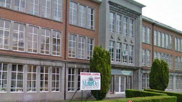Le lycée Mater Dei, à Woluwé-Saint-Pierre.
