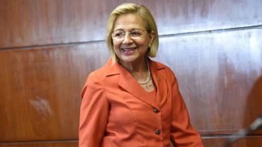 Alicia Pucheta, 68 ans.