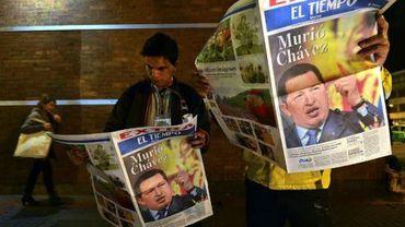 Venezuela: Hugo Chavez est mort, funérailles ce vendredi