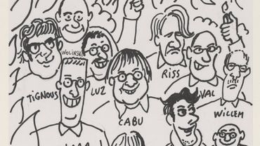 "Charlie Hebdo, ""Il faut bruler Charlie Hebdo !"", dessin de presse, 2011"