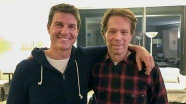 Tom Cruise et Jerry Bruckheimer