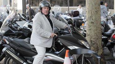 Gérard Depardieu convoqué par la justice le 13 décembre pour conduite en état d'ivresse
