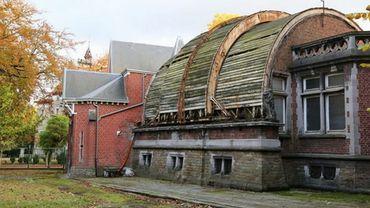 Liège: l'ancien Institut d'astrophysique en voie de classement au Patrimoine Wallon