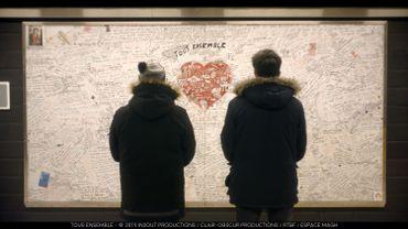Tous Ensemble : un documentaire réalisé par des victimes du 22 mars