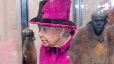 GB: jubilé de saphir pour la reine Elizabeth II