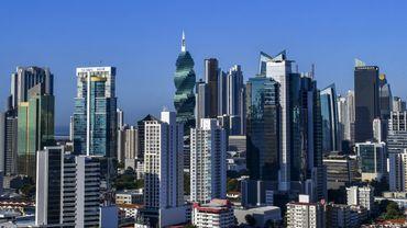 Centre financier de Panama City