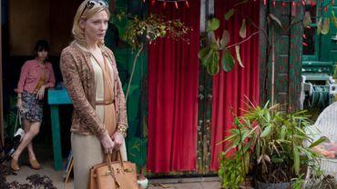 Cate Blanchett devant la caméra de Woody Allen