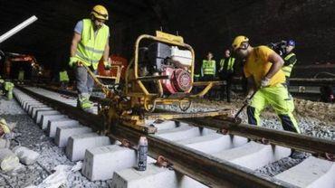 La SNCB et Infrabel en conflit sur le planning des travaux ferroviaires