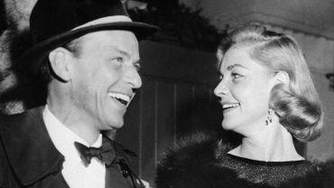 Frank Sinatra et Lauren Bacall