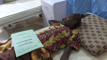 La pneumonie tue un enfant toutes les 20 secondes au Nigeria