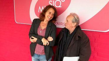 Pascale Seys , Maurice Olender