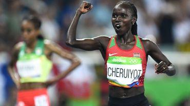 Ayana présume de ses forces, Cheruiyot sacrée sur 5000m