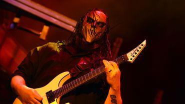 Un musée itinérant pour Slipknot