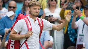 Goffin débutera l'US Open face à Moutet, Darcis contre Lajovic