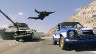 """""""Fast and Furious 6"""""""