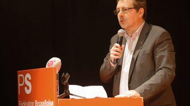 Rudi Vervoort devient le vice-président du Parti Socialiste