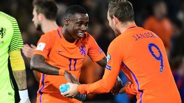 Les Pays-Bas, pleins de promesses