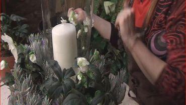 city jardinage : une vasque d'hiver