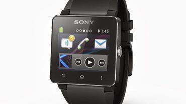 La smartwatch de Sony: première annoncée, deuxième sur le marché