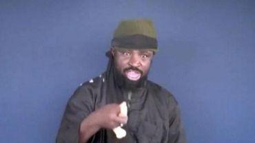 Abubakar Shekau dans une vidéo qui date de février 2015.