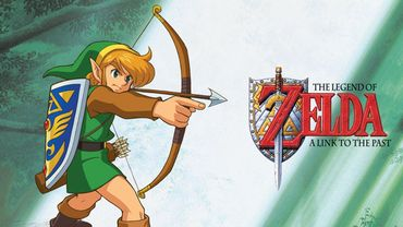 """The Legend of Zelda: A Link To The Past"" sera disponible sur la Super Nintendo Mini"